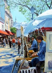 Montmartre par Philippe