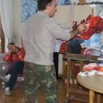 Koronin peint Isabelle Morin