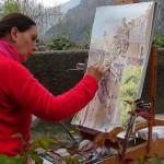 galerie en ligne : Isabelle Morin, place Fontana Soutana 2