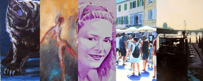 Galerie en ligne Art contemporain Les Koronin
