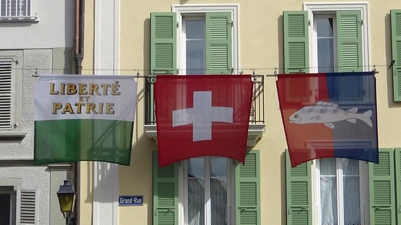 Printemps suisse !