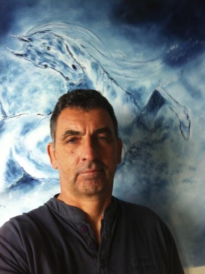 Galerie en ligne franco suisse, notre artiste Eric Jarque Dzyan