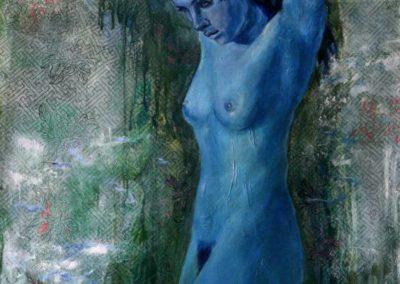 Les œuvres de Ban Huy, artiste peintre, présentées par la galerie en ligne franco-suisse Les Koronin.
