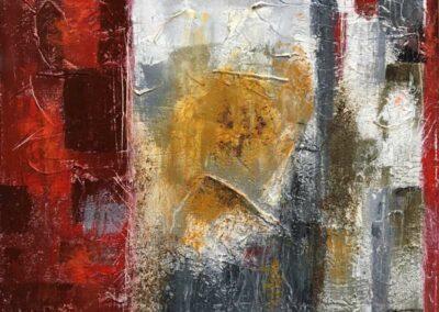galerie en ligne franco-suisse Les Koronin expose Françoise Augustine