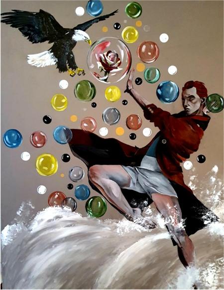 Eine Online-Kunstgalerie ist ein Abenteuer!