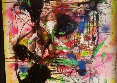 Galerie en ligne frabco suisse, les oeuvres de Philippe Moulin