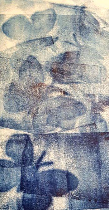 Galerie d'Art en ligne franco-suisse Koronin : Gisela Kentmann