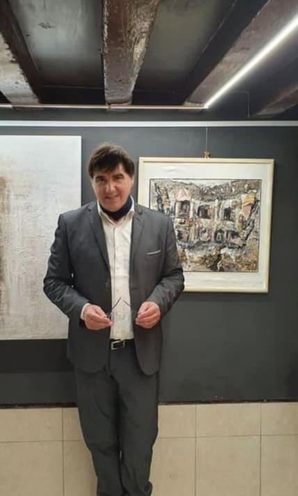 Galerie en ligne franco suisse, les news de Pietro Asaro