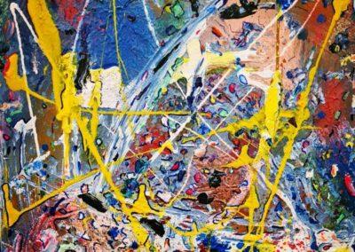 Galerie en ligne franco suisse, les oeuvres de Philippe Moulin
