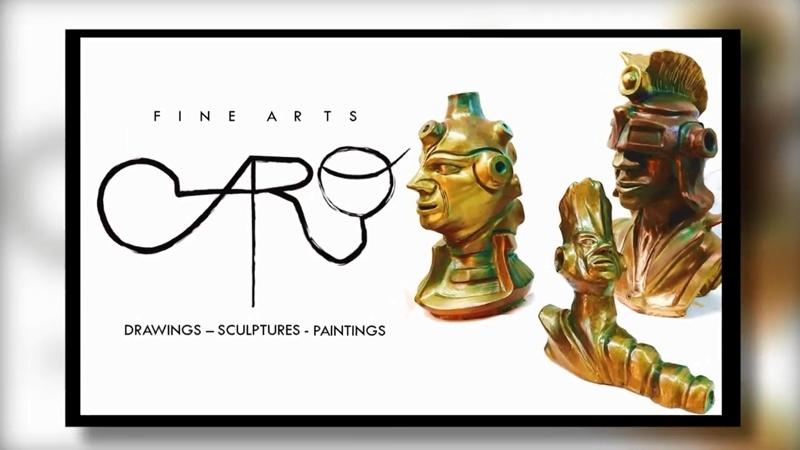 Notre artiste Fabian Caro s'adresse à vous