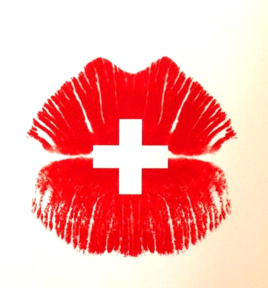 """Venez visiter l'exposition  """"Ideen Schweiz"""" avec Artémis Irenäus"""