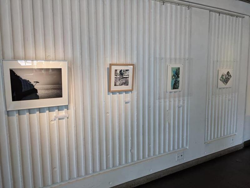 Alain Cabot exposait au 6ème TIAF – Salon International de Tokyo (Japon) ou Tokyo International Art Fair. Il envoyait ces photos à la galerie en ligne, je vous les présente.