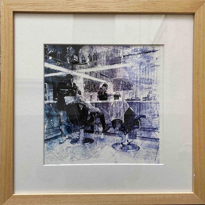 La galerie d'art en ligne vous propose les oeuvres d'Alain Cabot