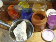 D'autres couleurs de pigments